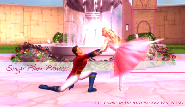 Nutcracker Prince Cartoon